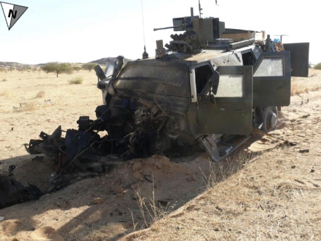 Deux soldats belges de la MINUSMA blessés par un IED Eoklgw10