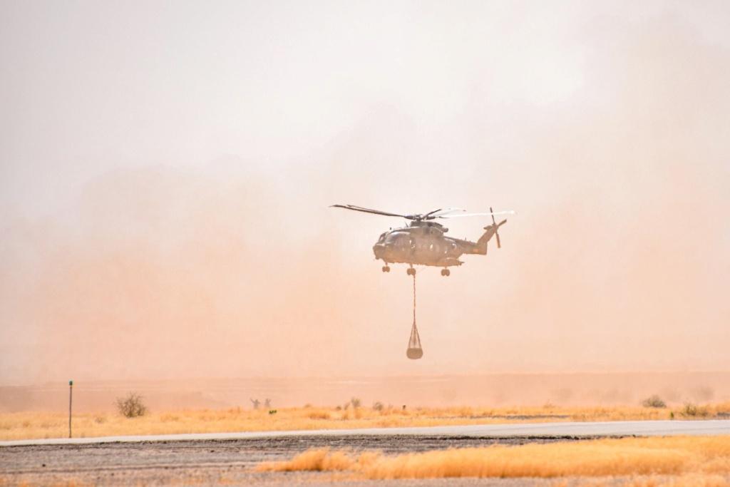 En décembre 2 hélicoptères lourds danois pour Barkhane Eopes510