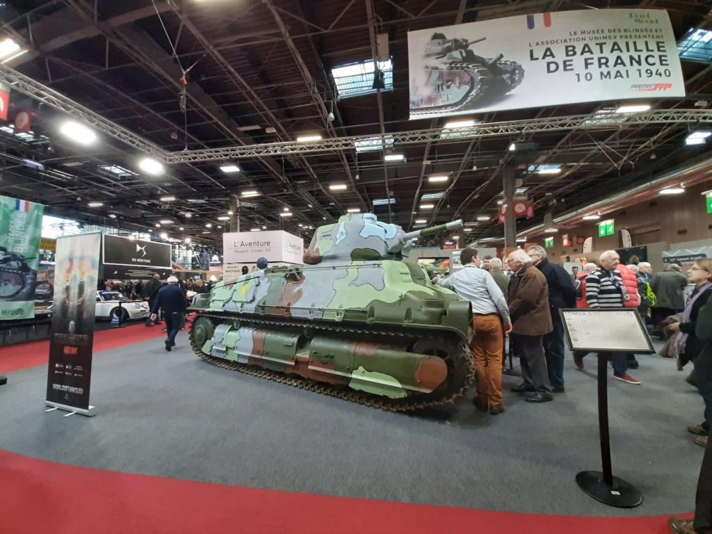 Du 5 au 9 février: RétroMobile à Paris Eqkfmn10