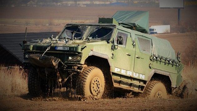 Les FS  tchèques rejètent le Perun de SVOS Erp79811