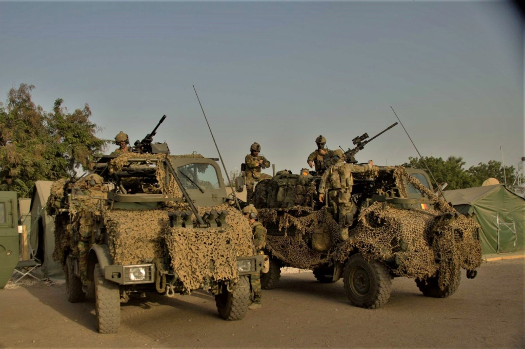 Des forces spéciales européennes pour « Takuba »  Flintl10