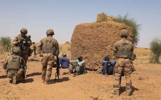 Opération réussie dans le Gourma pour le G5 Sahel Franca10