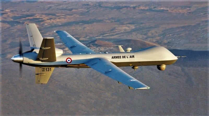 Grosse manœuvre aérienne pour des opérations dans le Gourma French10