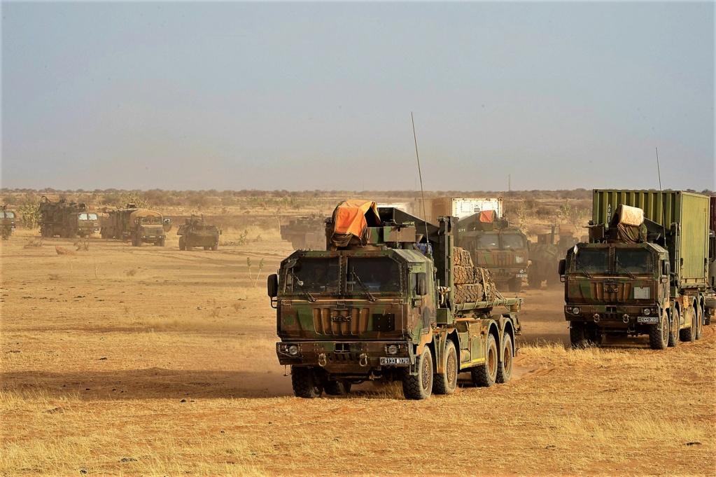 Convoi logistique entre Gao et Niamey Gtlog210