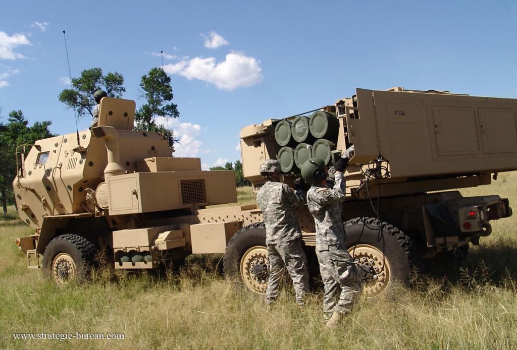 Encore plus d'Himars M142 pour l'US Army ! !  Himars10
