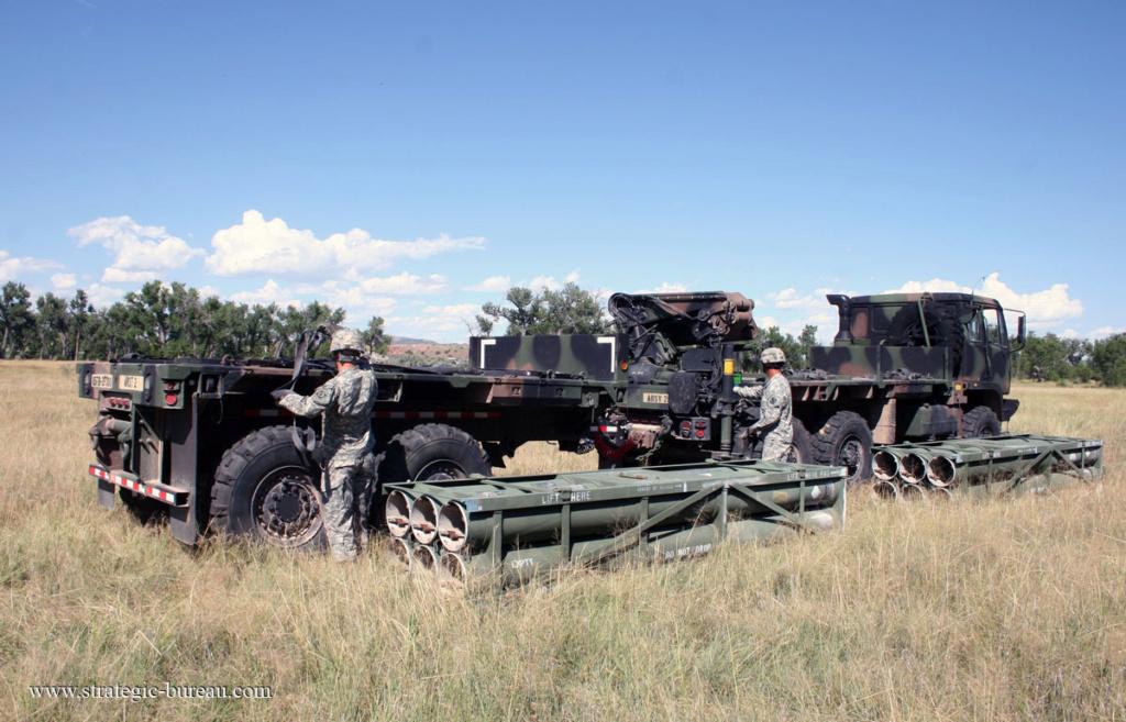 Encore plus d'Himars M142 pour l'US Army ! !  Himars13
