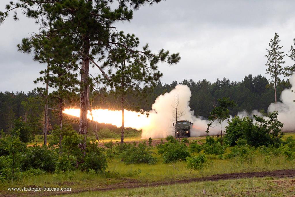 Encore plus d'Himars M142 pour l'US Army ! !  Himars15