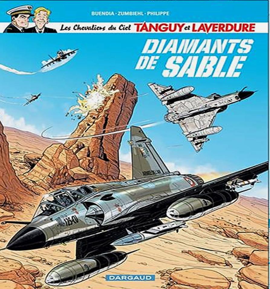 Tanguy et Laverdure - Les chevaliers du ciel - Page 2 Image113