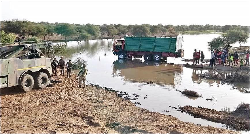 Convoi logistique entre Gao et Niamey Image144
