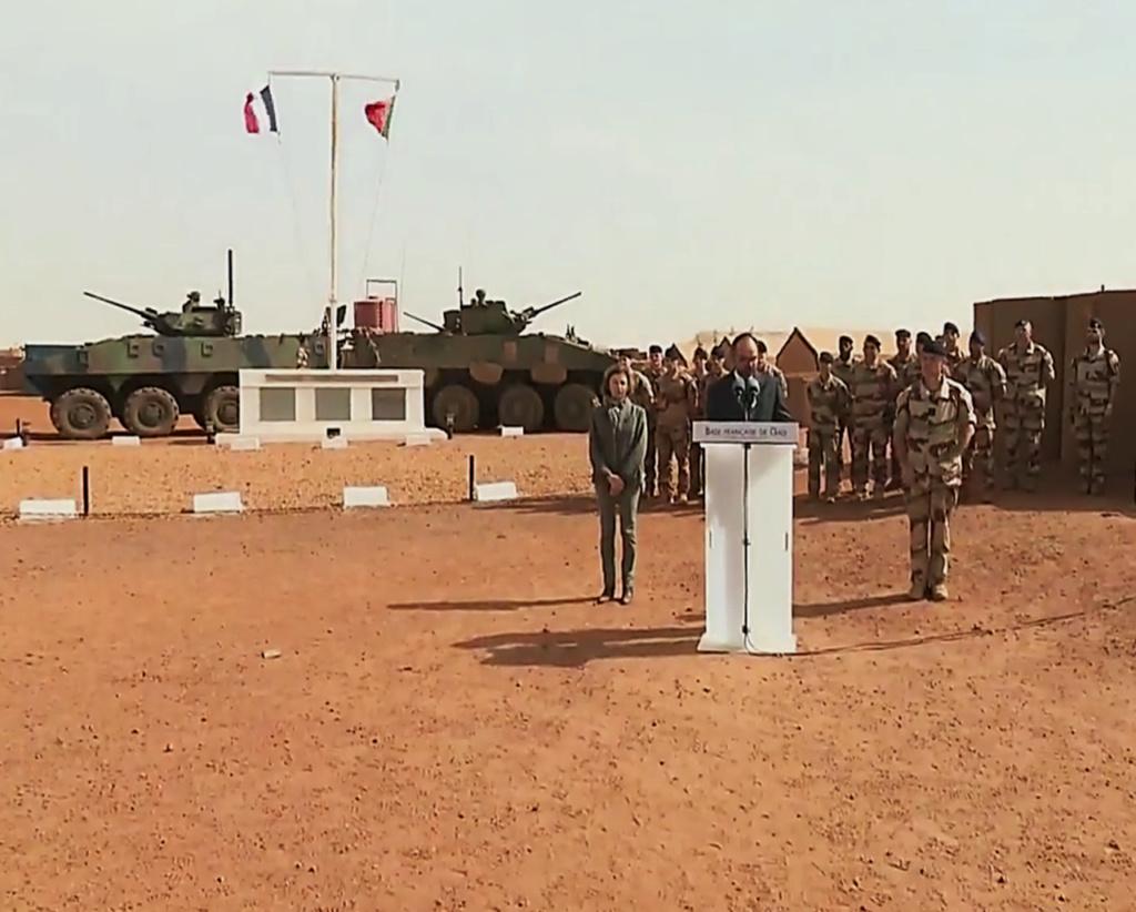 Visite 1er ministre Édouard Philippe au Mali Image167