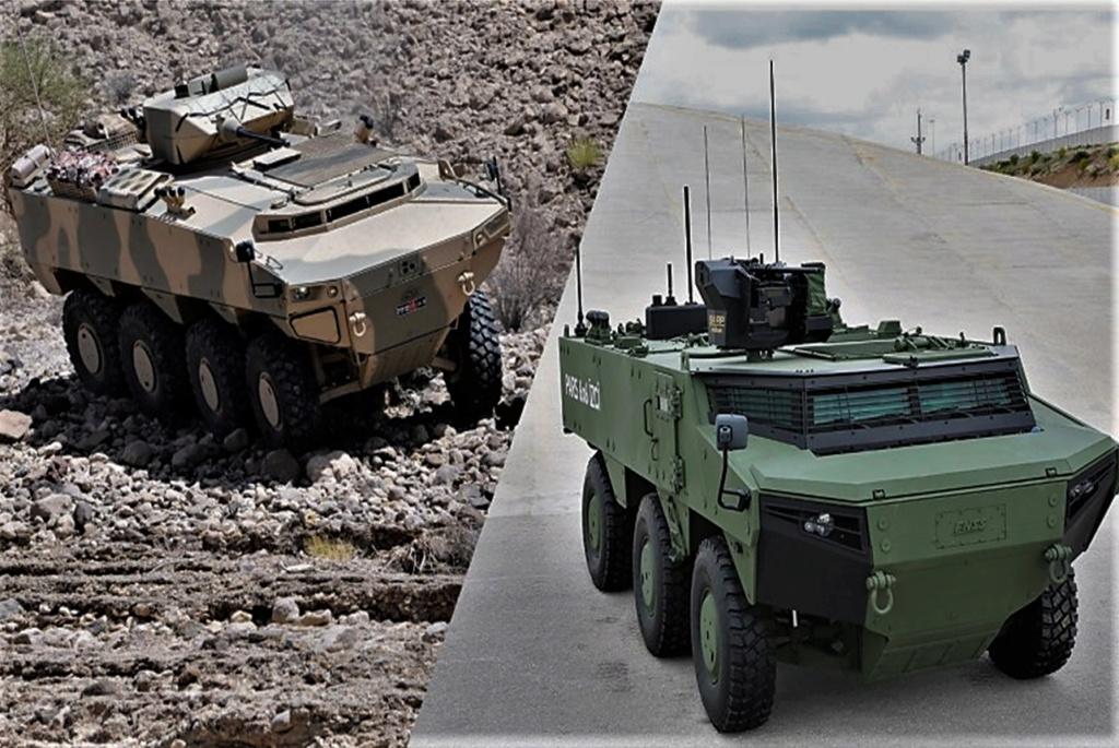 Des PARS IZCI pour l'armée et la gendarmerie turques Image184