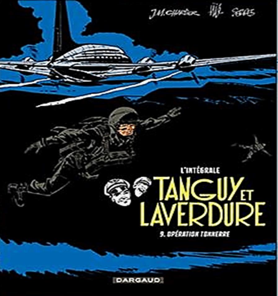 Tanguy et Laverdure - Les chevaliers du ciel - Page 2 Image211
