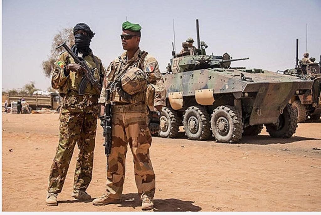 VBIED contre une patrouille conjointe à Gao Image211