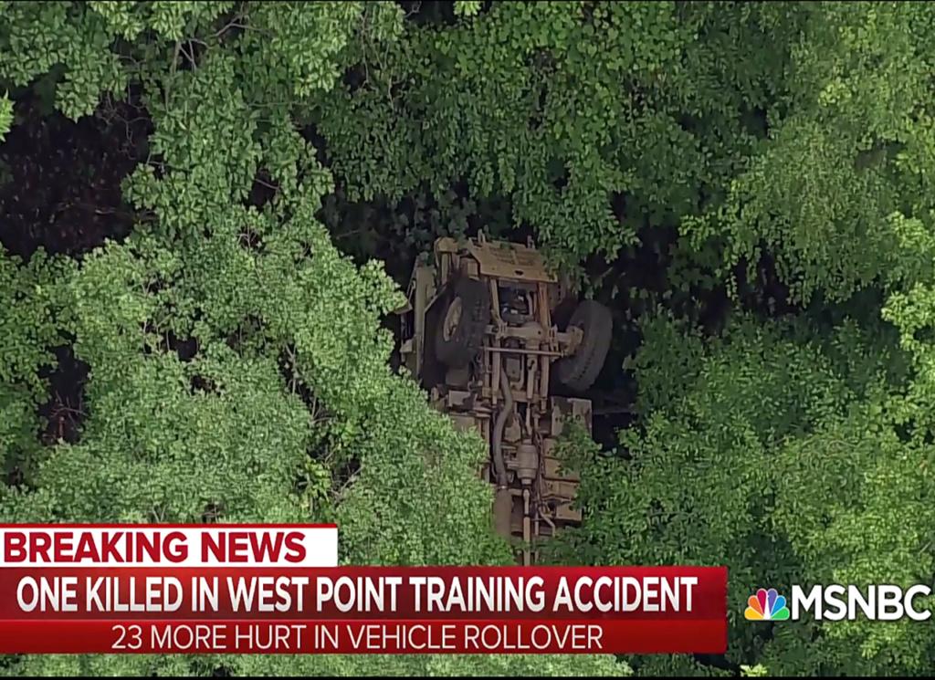 Accident de la route mortel à West Point Image236