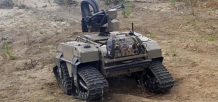 """Des """"mules"""" General Dynamics pour l'US Army Image256"""
