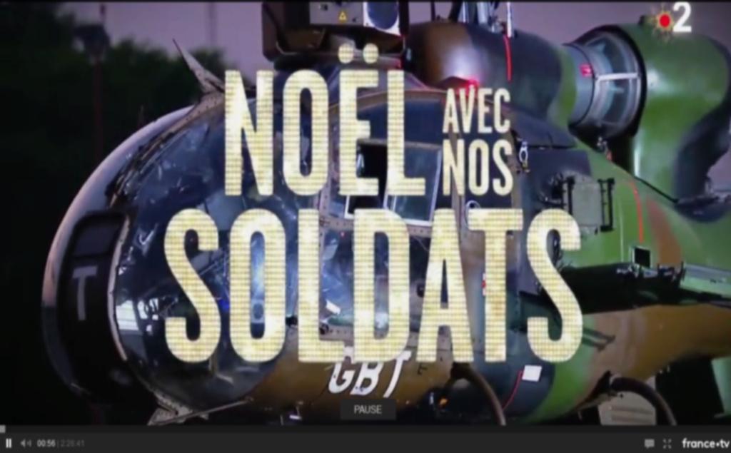 "Replay France 2 ""Noël avec nos soldats"" Image318"