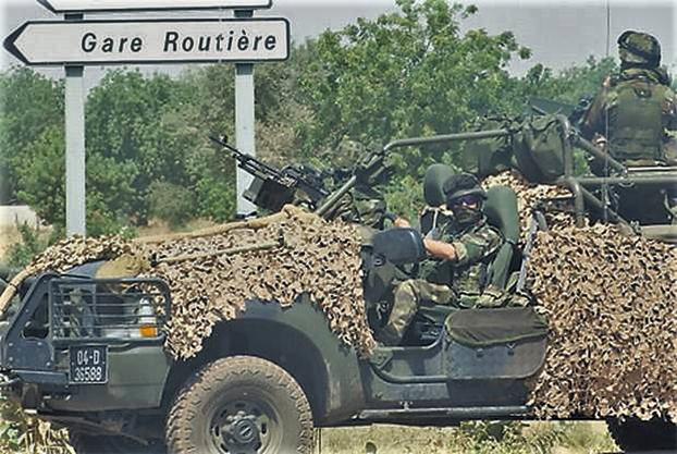 Déploiement au Mali d'une unité de FS irlandaise Image326