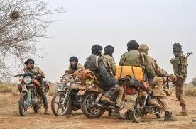 Des motos pour les Forces Armées Maliennes Images33