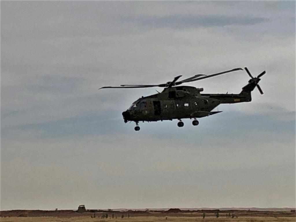 En décembre 2 hélicoptères lourds danois pour Barkhane Img_2312
