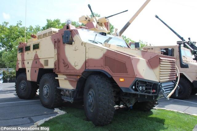 le TITUS de Nexter pour l'armée tchèque...2° round ! !  Img_5410