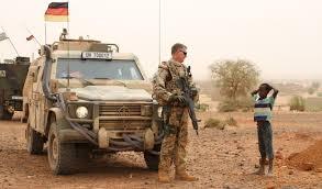 Méprise entre soldats allemands et maliens : 1 blessé grave Index16