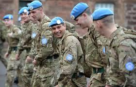Déploiment de 250 casques bleus britanniques au Mali Index24