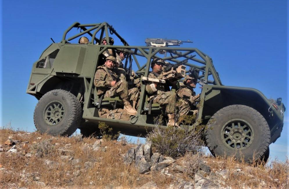 L'ISV nouveau véhicule du groupe d'infanterie US  Isv_2-10