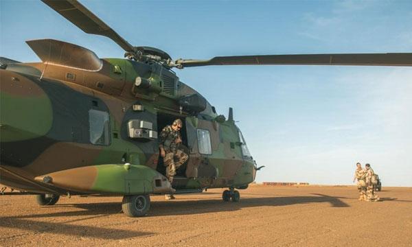 Un Caïman bloqué au sol 48 h dans le désert Jav20116