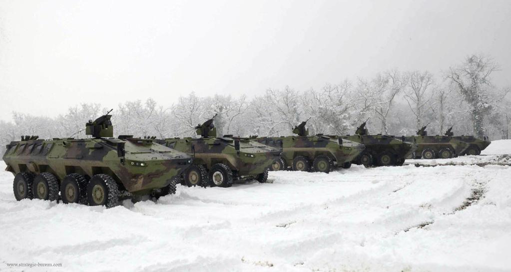 Livraison des premiers 8×8 Lazar-3 pour l'armée serbe Lazar-10