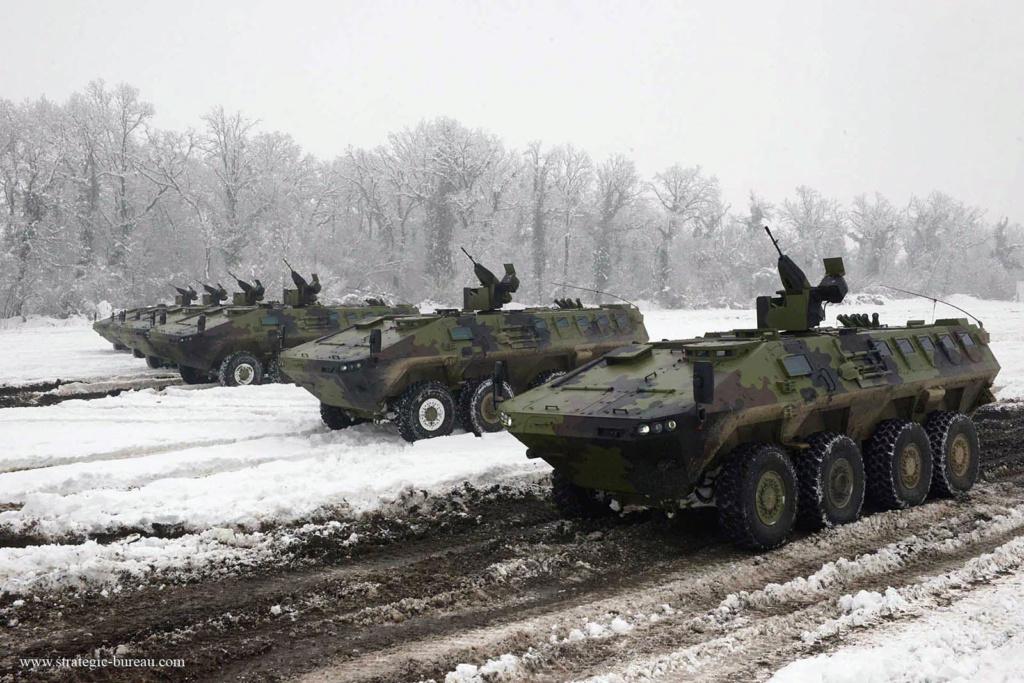 Livraison des premiers 8×8 Lazar-3 pour l'armée serbe Lazar-11