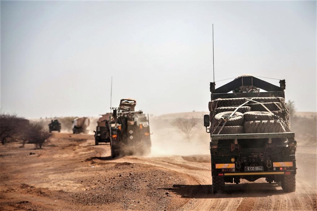 Convoi logistique entre Gao et Niamey Logist11