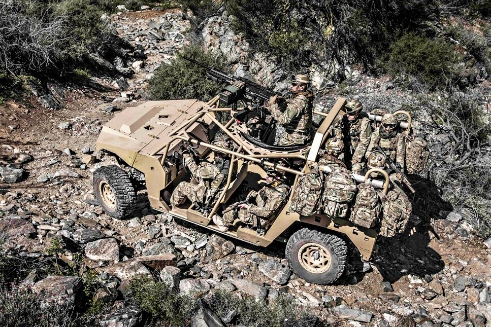 L'ISV nouveau véhicule du groupe d'infanterie US  Lrd4fg10