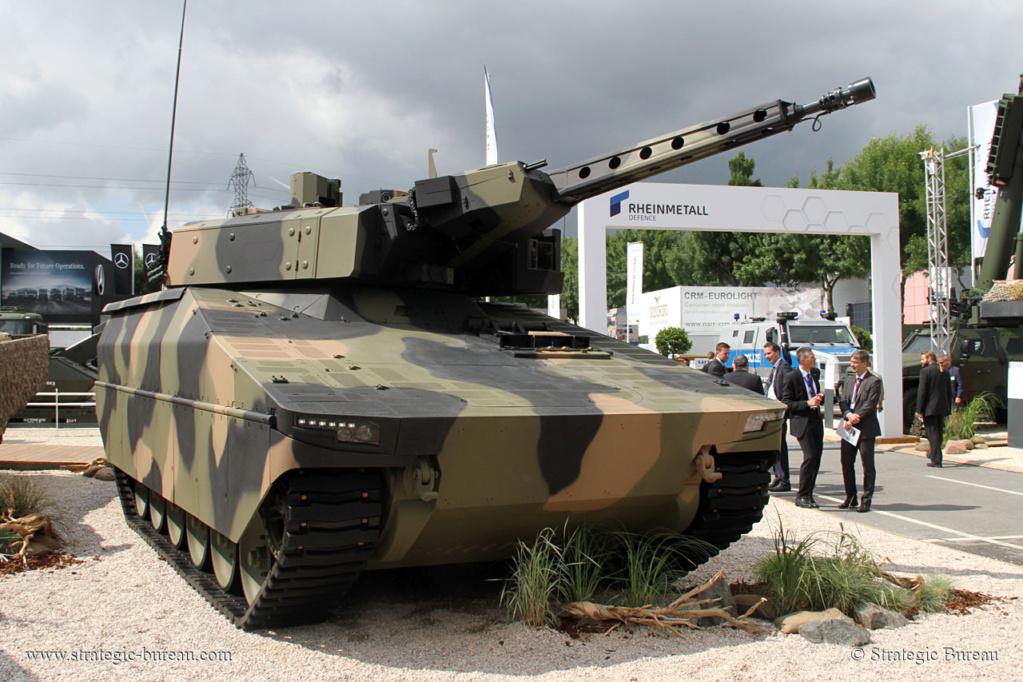 L'Australie va remplacer ses VBCI Lynx_k10