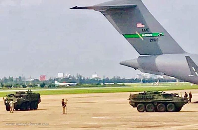 Des Stryckers pour l'armée thaïlandaise M1126_10