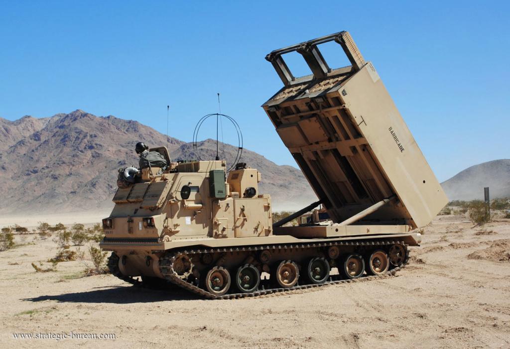 Encore plus d'Himars M142 pour l'US Army ! !  M270-m11