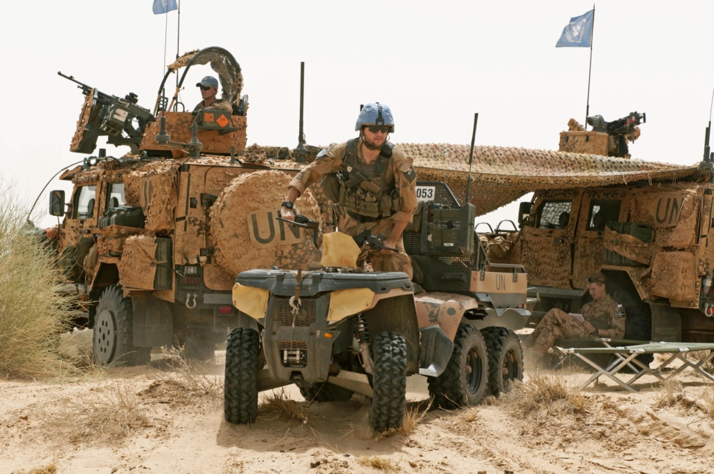 Des forces spéciales européennes pour « Takuba »  Mali2810