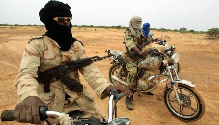 Des motos pour les Forces Armées Maliennes Mali_g10