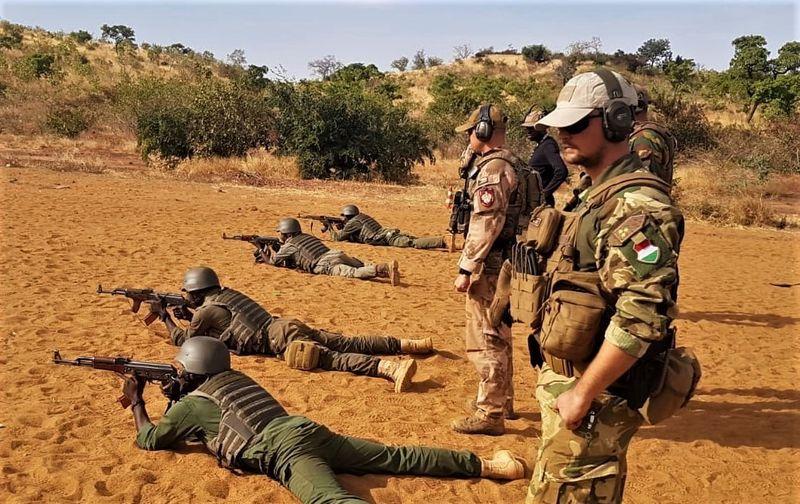 Des forces spéciales européennes pour « Takuba »  Mali_v10