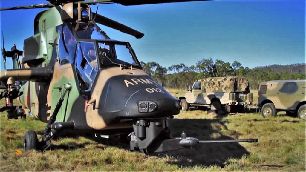 L'Australie veut (déjà) remplacer ses hélicoptères Tigre Maxres28