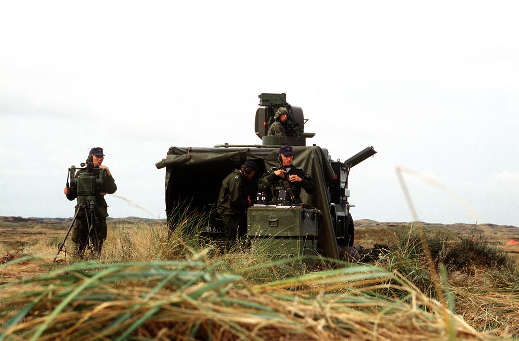 Un nouveau système anti-aérien pour le Danemark Member10