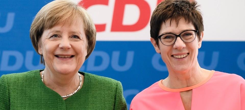 L'Allemagne divisée à une éventuelle participation à Takuba Merkel10