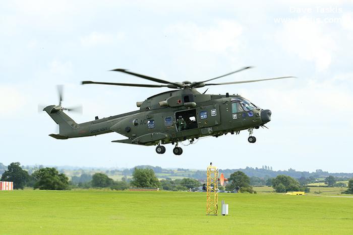 Las Fuerzas Aeromóviles del Ejército de Tierra à Barkhane ? Merlin10