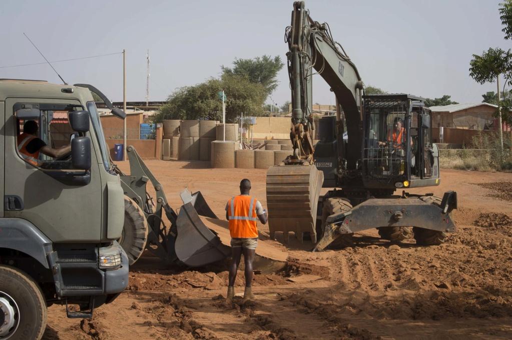 Le Génie de Gao, un soutien essentiel Niamey12