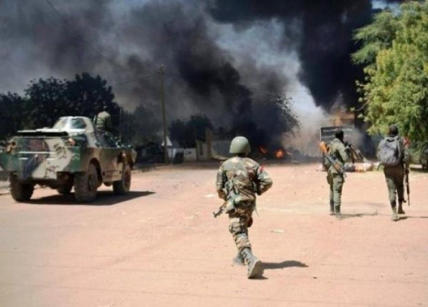 Opération Aconit conjointe dans le Liptako Niger-10