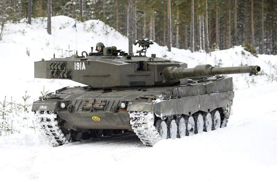 Vers un remplaçant pour les Leopard norvégiens Norway10