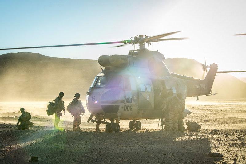 Les Puma de l'ALAT quittent définitivement le Sahel Ob_16f10