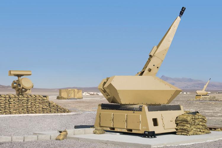 Du nouveau dans la défense sol-air Oerlik10