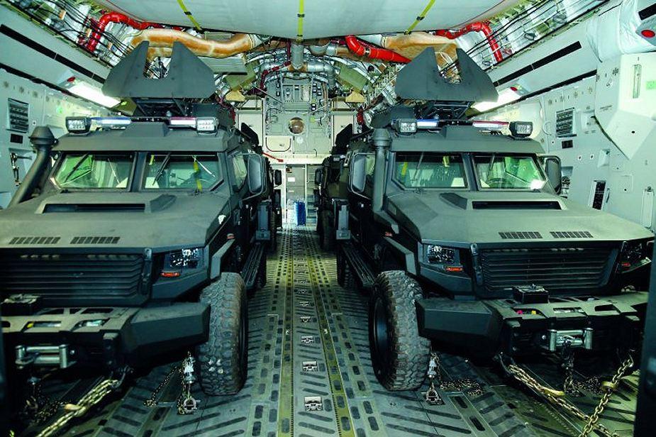 """Le Qatar offre 24 blindés de type """"Storm"""" à l'armée malienne Qatar_10"""
