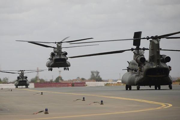 Les Puma de l'ALAT quittent définitivement le Sahel Raf-ch10