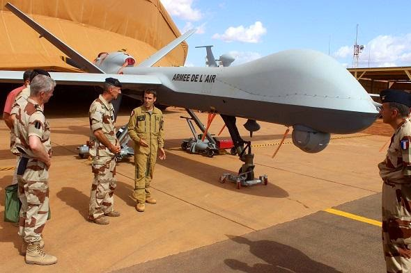 Gao s'ouvre à la chasse... et aux drones ? Reaper11